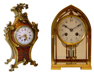 Click here to enter the Timepiece Antique Clocks web site.